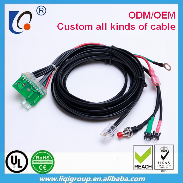 PCB car alarm LED connection wiring harness-ODM/OEM cables ... Wiring Harness Types on spark plug types, door handle types, safety harness types, circuit breaker types, valve types, battery types, seat belt types, lights types, suspension types, antenna types, engine types, power supply types, fan types,